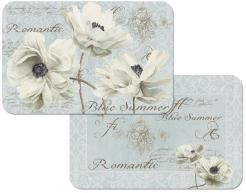 Blue Summer Placemats