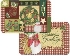 Country Christmas Placemats