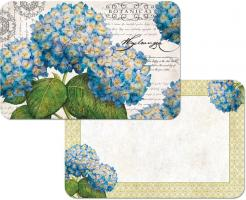 Botanical Hydrangeas Placemats