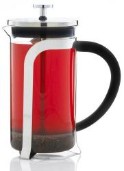 Oxford Dual Filter French Press Coffee and Tea Maker