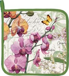 Orchids in Bloom Potholder