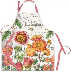 Blooms and Bees Apron